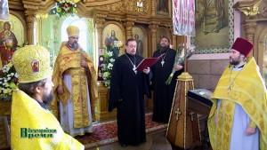 Юбилей настоятеля Свято-Ильинского храма