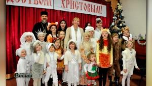 Свято-Ильинский храм. Рождественская сказка-2019