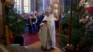 Евпатория. Свято-Ильинская церковь. Рождественская сказка-2020