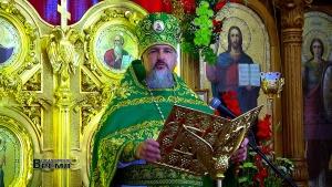 Свято-Ильинская церковь. Проповедь в день памятисвятого пророка Божьего Илии